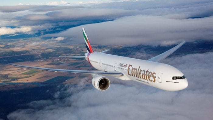 Emirates Porto Flights