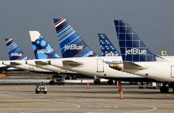 JetBlue Aircraft