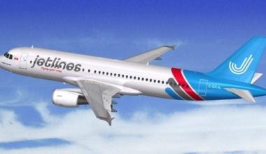 Jetlines Airbus A320