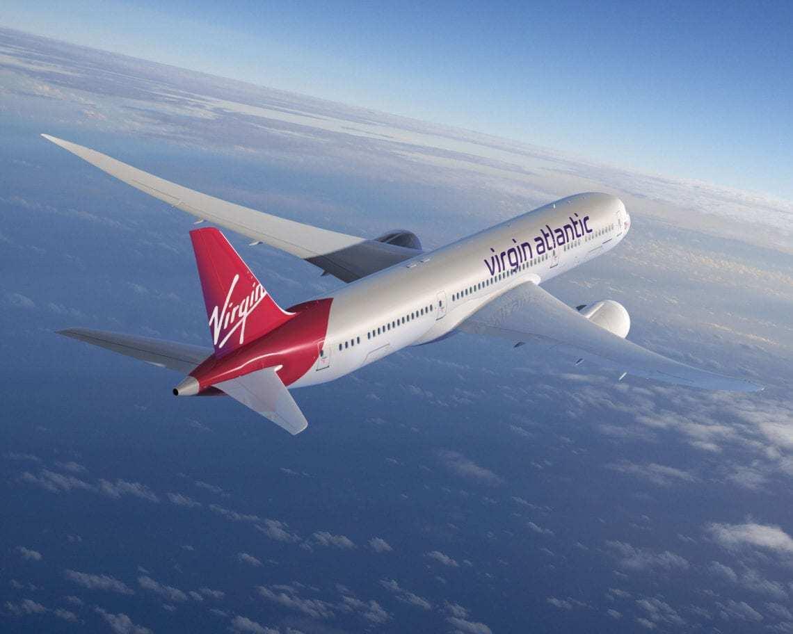 Virgin 787-9