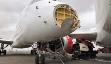 Kenya Airways Collision 2
