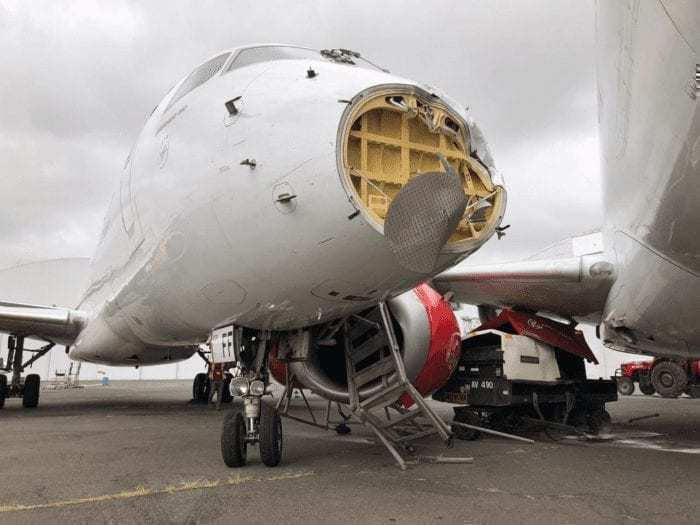 Two Planes Collide At Nairobi Airport – No Injuries Reported
