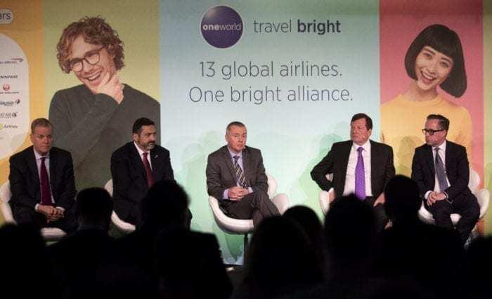 Aer Lingus Joins OneWorld