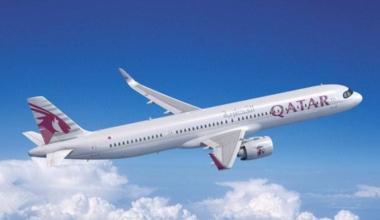 Qatar Airways A321