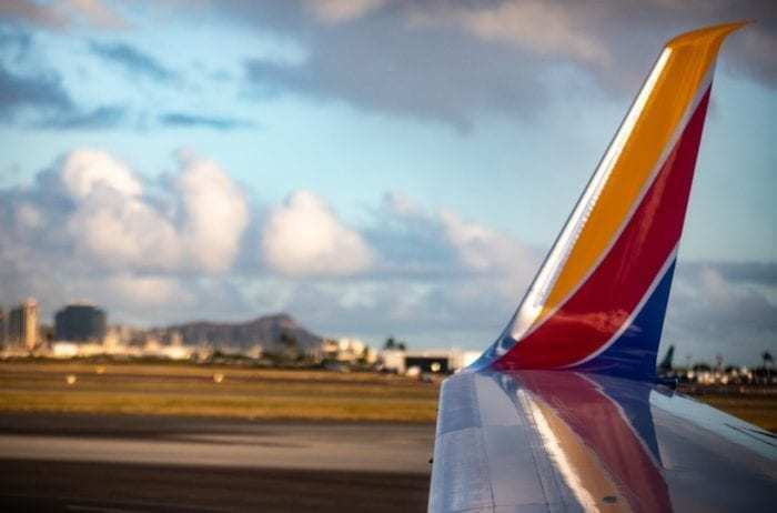 Southwest flights from California to Hawaii as low as $88 one way