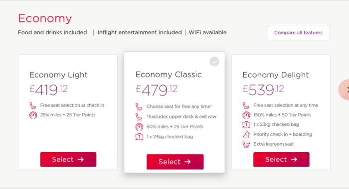 Virgin Atlantic Is Now Allowing New Tel Aviv Flights To Be