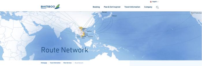 Bamboo US Flights