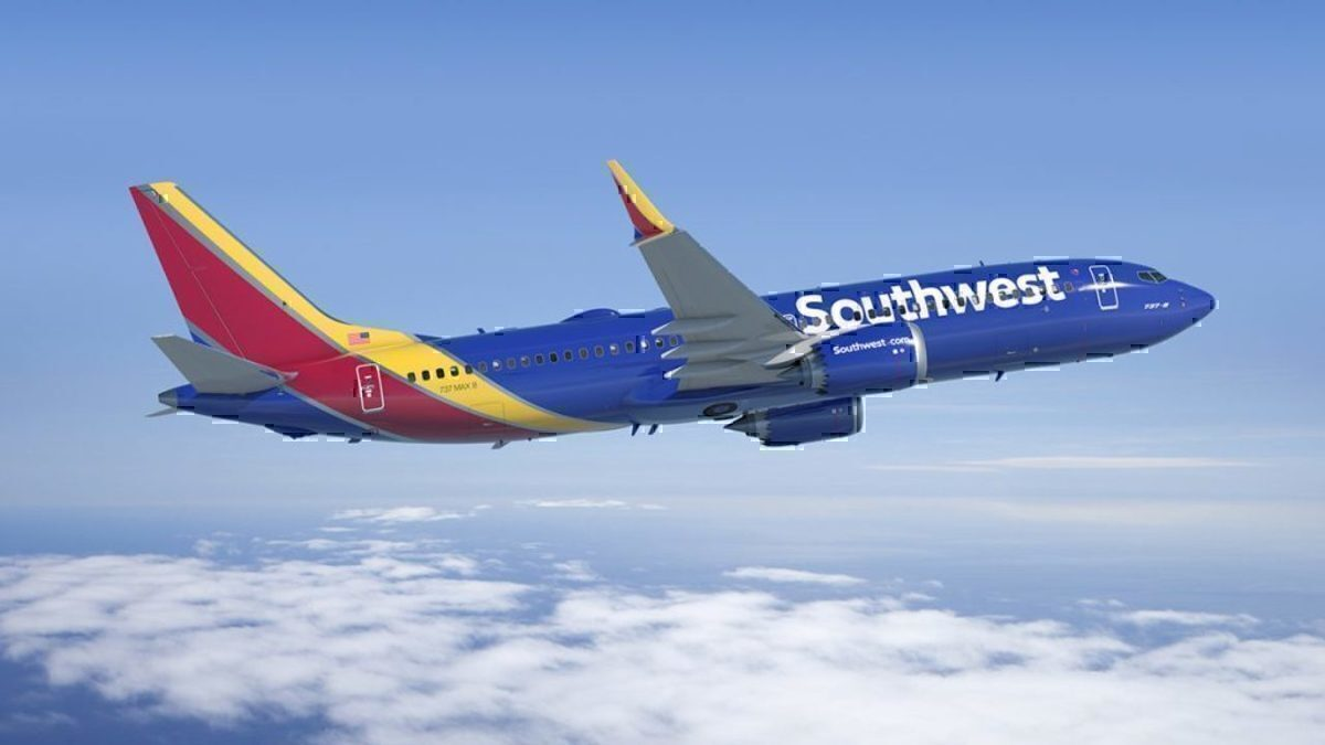 Southwest Won't Rebrand The Boeing 737 MAX When It Returns