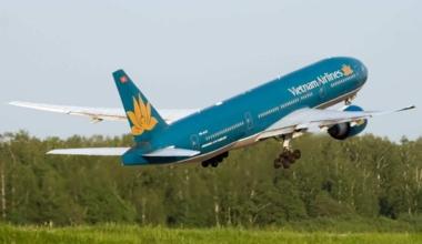 Vietnam airlines 777