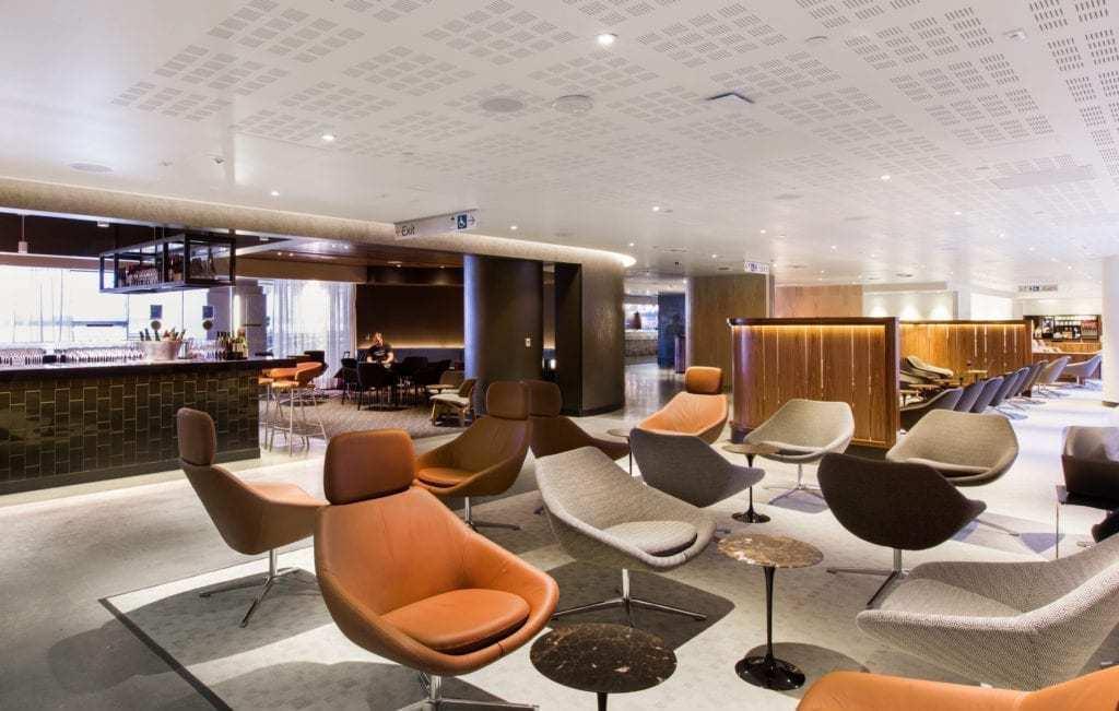 OneWorld Lounge
