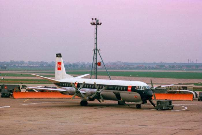 British Airways To Paint Airbus A319 In Retro BEA Livery - Simple Flying