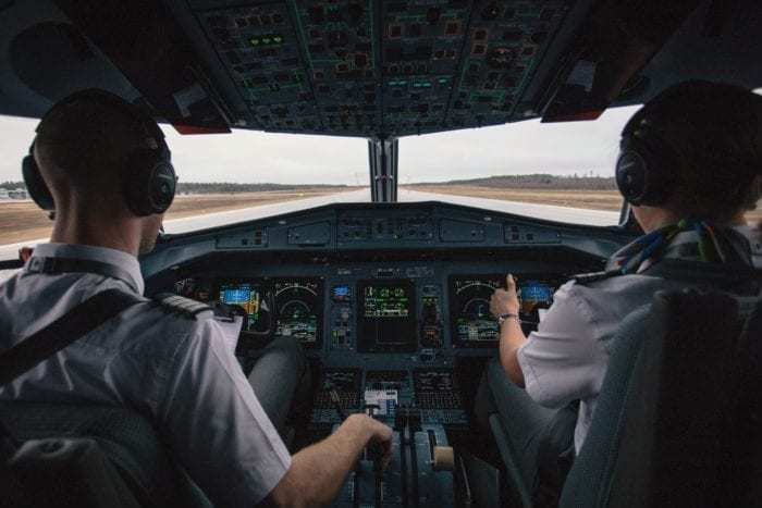 British Airways Suspends Pilots