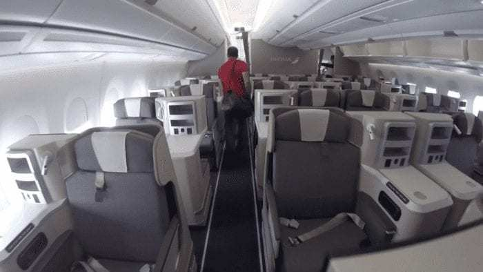 Flight Review: Iberia A350 Business Class – Madrid To London