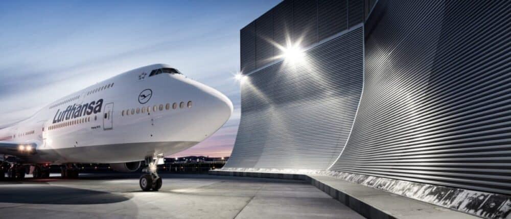 Lufthansa 747-800
