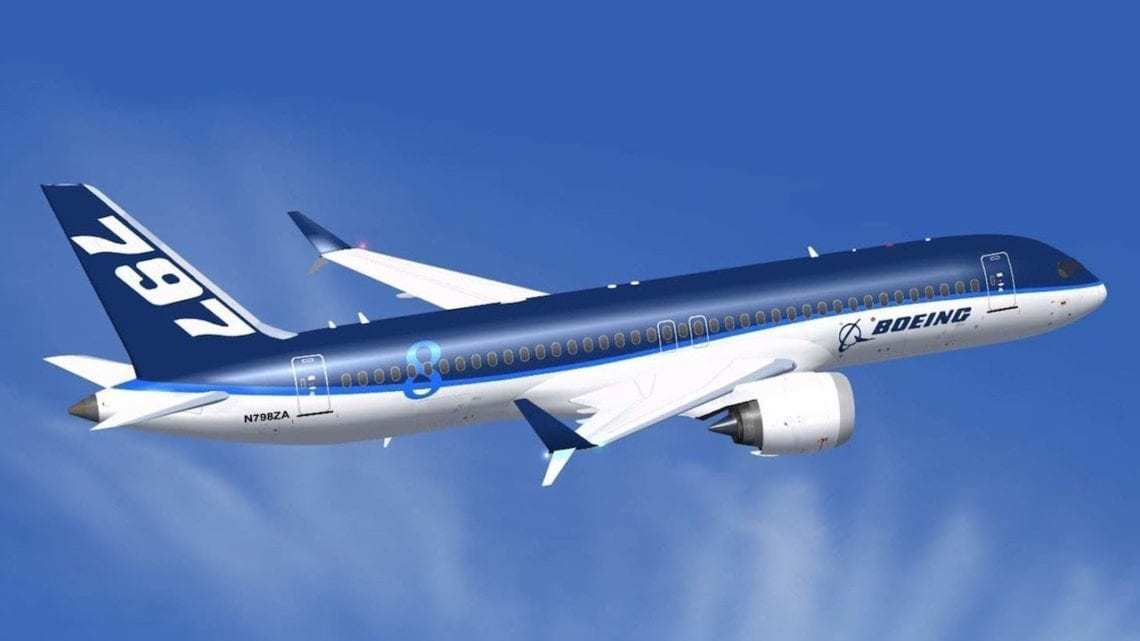 What Planes Will The Boeing 797 Compete With?