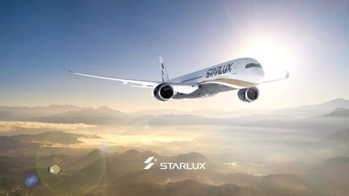 Brand New Airline Starlux Orders 17 Airbus A350 Aircraft - Simple Flying