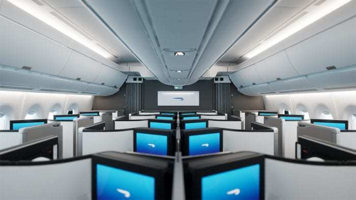 How To Fly The New British Airways Airbus A350