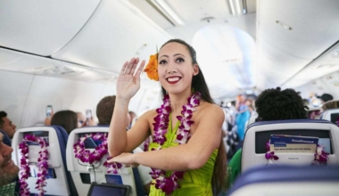 Hawaii welcomes first commercial Southwest flight