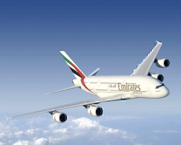 Transfer Capital One points for Emirates flights.