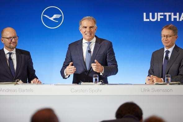 Lufthansa 737 MAX