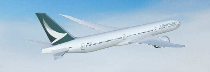 Boeing 777X Delays Could Benefit Cathay Pacific – Here's How