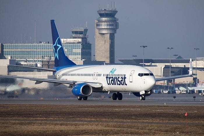Transat flight from Montreal makes emergency landing in New Jersey