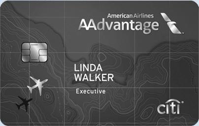 AAdvantage Citi card