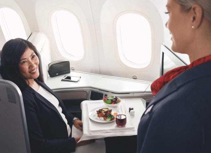 Aggressive Air Canada Passenger Rejects Meal Choice And Delays Flight By 5 Hours