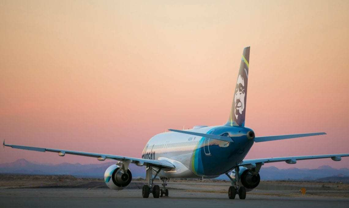 You can earn Avios with Alaska Airlines too.