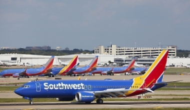 Southwest Airlines low cost model