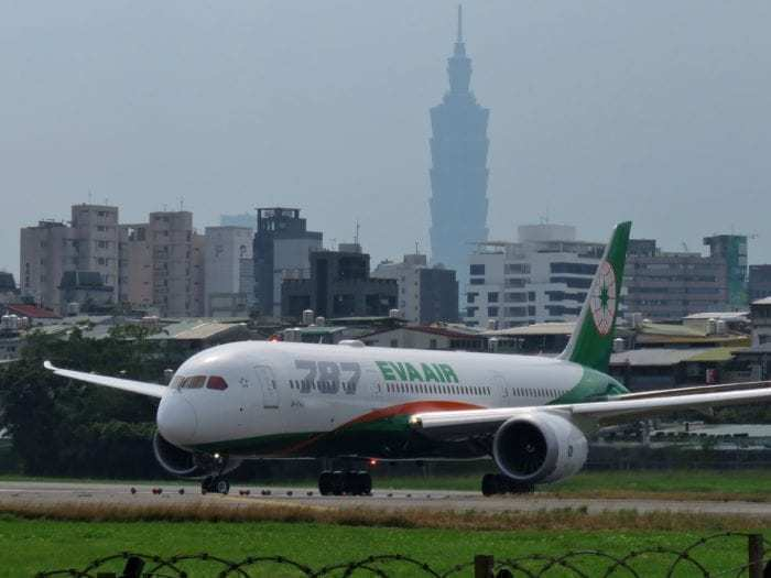 Eva Air To Operate 787-9 Dreamliners To 3 European Cities - Simple
