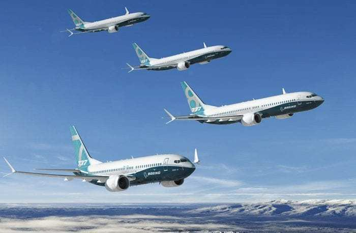 Boeing 737 MAX Aircraft