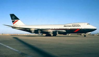 British Airways Landor