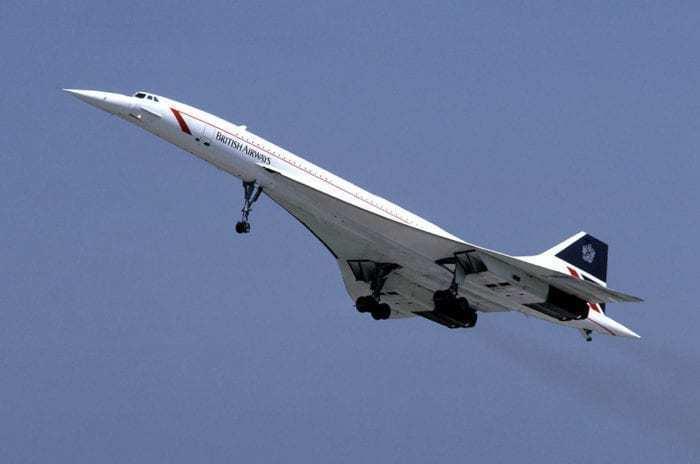 BA Concorde