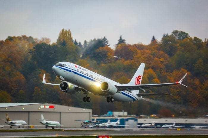 China 737 MAX