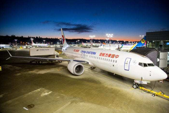 China Eastern 737 MAX