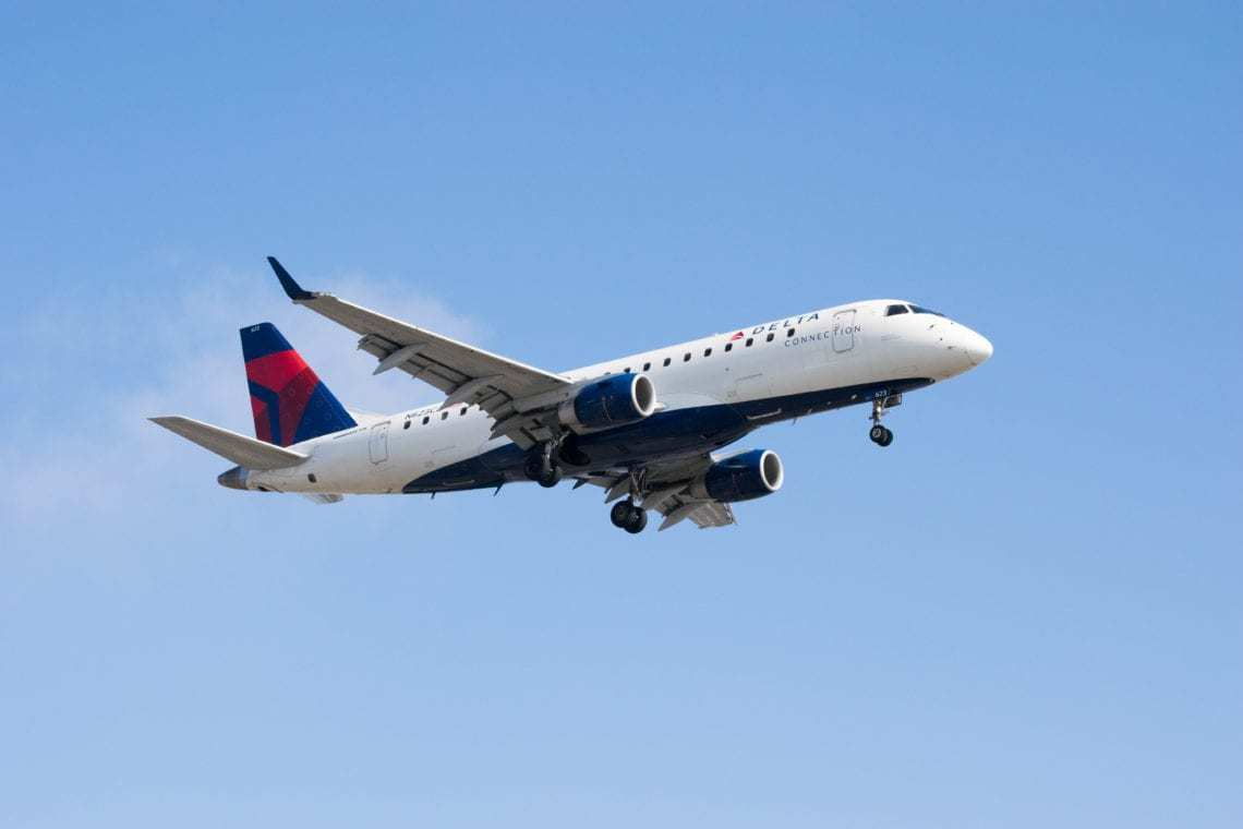 Delta Passenger Arrested After Trying To Open Door Mid Flight
