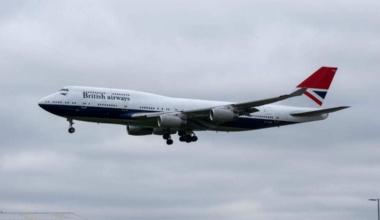 British Airways Negus