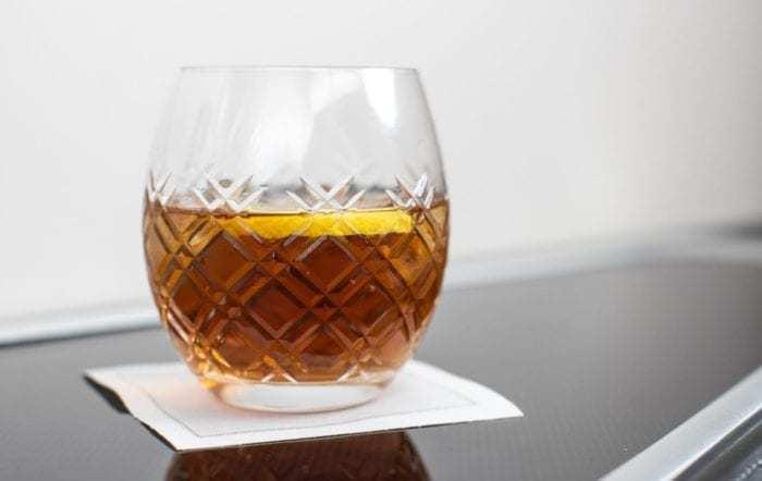 Darlington Glassware Tumbler