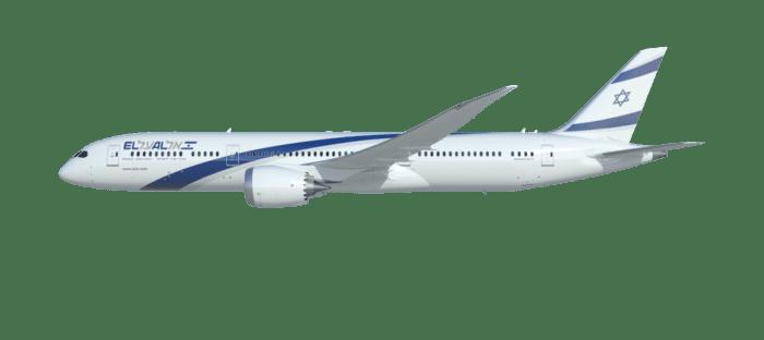 El Al Boeing 787 Dreamliner 787-9