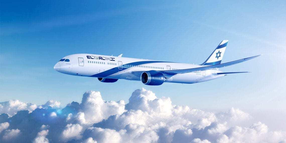 EL AL Boeing 787 Dreamliner 787-9 New Livery