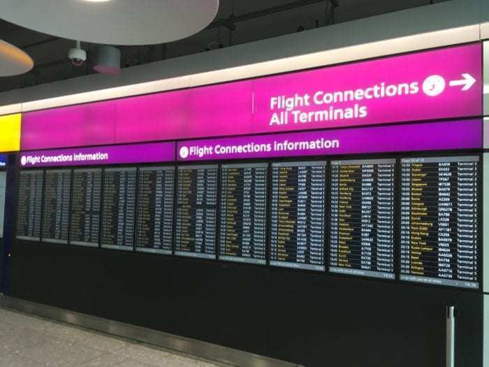 Tight Airport Connection? Here Is What You Should Do - Simple Flying