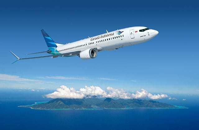 Breaking: Garuda Indonesia Cancels 49 Boeing 737 MAX Orders