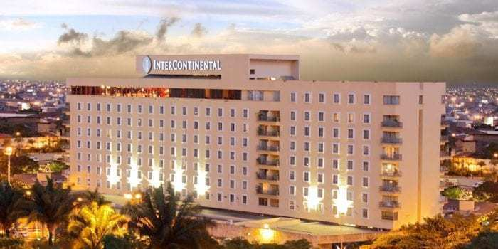 Spend Flying Blue miles at Intercontinental Hotels.