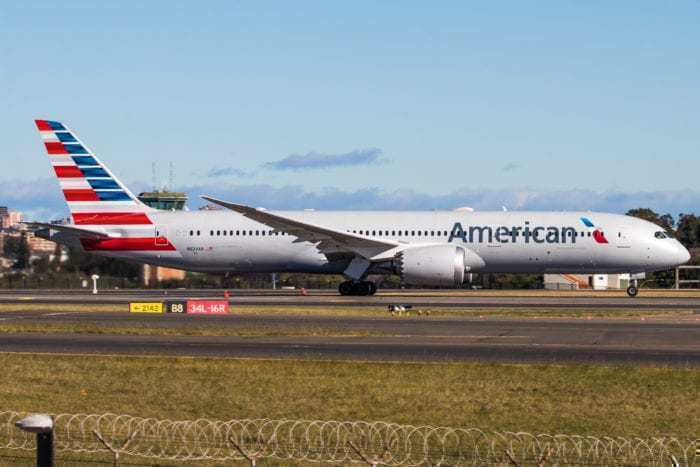 American Airlines Is Considering Launching Non-stop Flights To India
