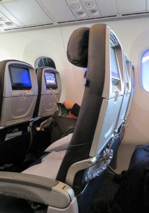 United Airlines basic economy