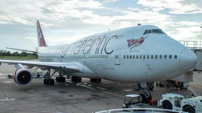 30 Virgin Atlantic Passengers Fall Ill On Flight From