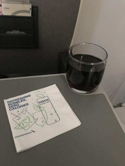 Eagle's Eye View: American Eagle First Class from Los Angeles to San Francisco