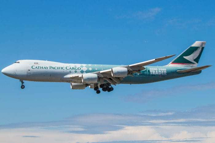 Cathay Pacific Prepares For Their Boeing 777X Launch