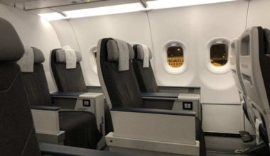 Azores Airlines A321neo Business Class